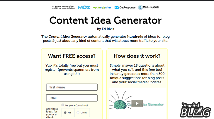 أدوات-السيو-Content-Idea-Generator