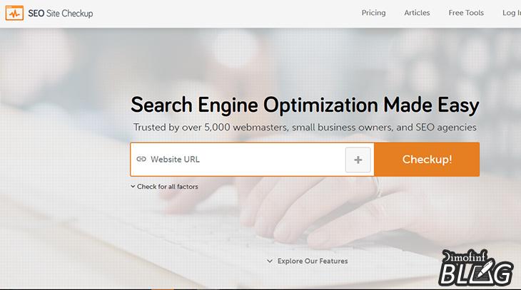 أفضل-مواقع-تحليل-السيو-Seo-site-checkup