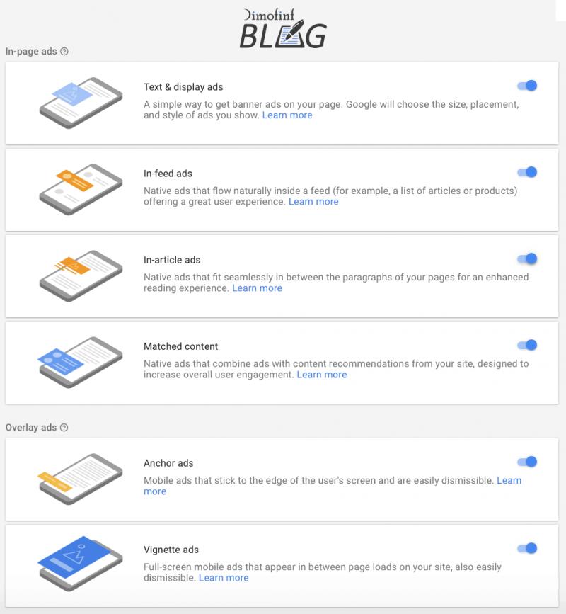 أنواع-إعلانات-جوجل-أدسنس